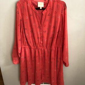 2X ModCloth Wishbone Dress- Sooo Amazing ❤️